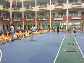 Grade 5 Rocket Launching Contest