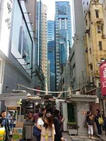 Mini stalls vs. Skyscrapers