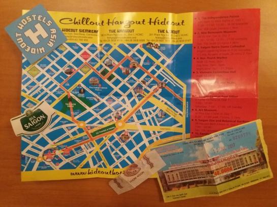 1. HCMC Map and stuff