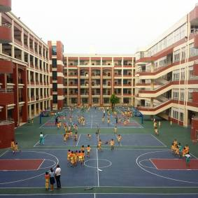 CGS, the biggest primary school I've ever seen.