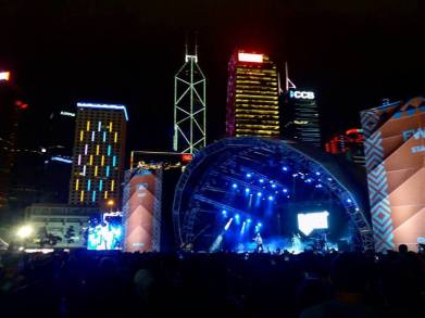 Clockenflap, HongKong